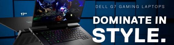 laptop dell g7